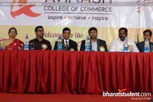 avinash college executive team